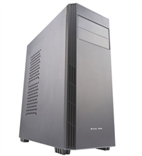 Master Tech ARKA METAL FLAT Mid Tower Computer Case